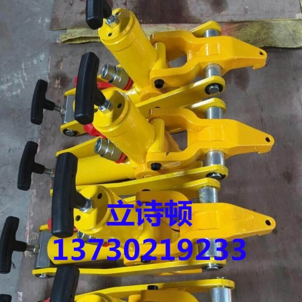 省力的气动液压剥胎工具 铲车工程车轮胎拆卸器