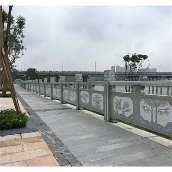 嘉祥青石栏杆生产厂家 嘉祥青石栏杆加工价格
