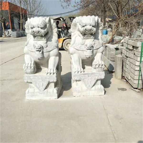 山东石狮子生产厂家 山东石狮子加工价格