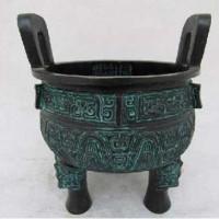 仿古青铜器制作-青铜器雕塑-志彪