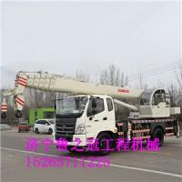厂家供应国五东风吊车 小型工程专用汽车吊价格
