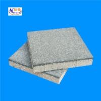 陶瓷透水砖 厂家供应55厚生态陶瓷颗粒透水砖 人行道广场专用