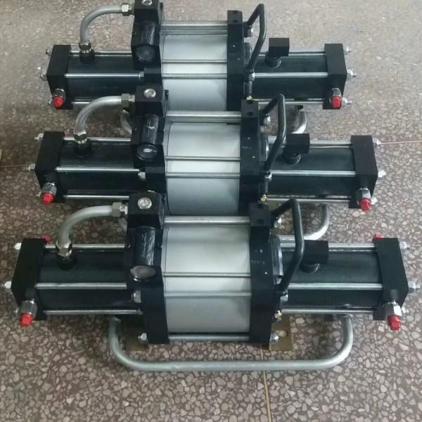 如何选择气动增压泵?气动增压泵参数介绍