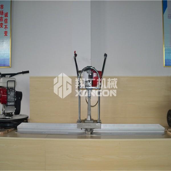 手扶式激光整平机 混凝土地面激光整平机双轮激光整平机