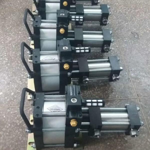 STA10气体增压泵 济南赛思特氩气增压泵