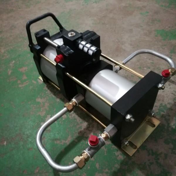气体增压器、气动增压泵、气体放大器、气体驱动增压设备