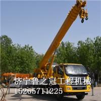 汽车吊车8吨厂家直销优质底盘吊 山区专用吊可订制