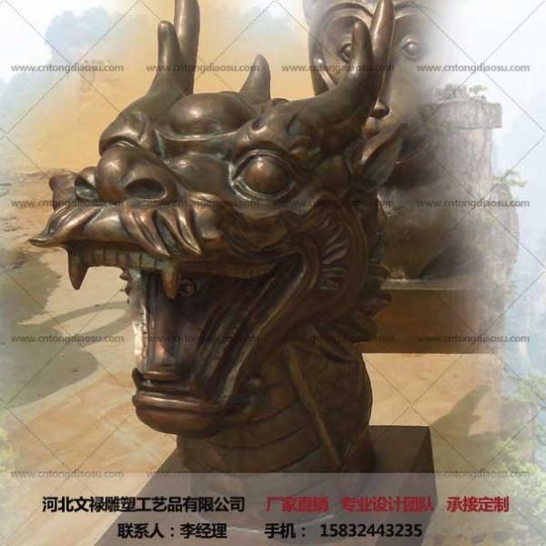 十二生肖雕塑铸造-动物雕塑-文禄