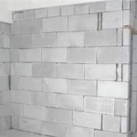 南通加气块砖隔墙施工安装厂家