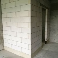 南京加气块砖隔墙施工安装厂家