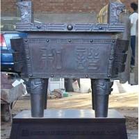 青铜器摆件-青铜器铜鼎-文禄