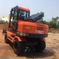 泉州挖掘机平板车供应厂家 泉州挖掘机平板车批发价格