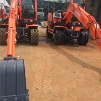 东北挖掘机平板车批发价格 东北挖掘机平板车供应厂家