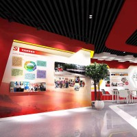 济宁 菏泽 枣庄展厅设计公司 展览展示设计公司
