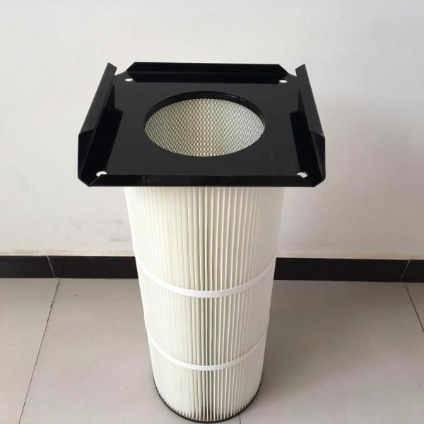 空压机自洁式除尘滤芯 除尘滤筒