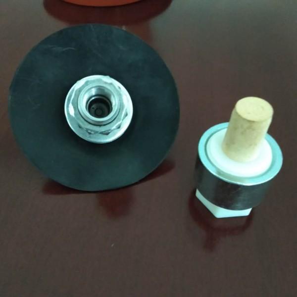 水泥罐助流气垫 气嘴 破拱气蝶水泥仓椎体助流气嘴