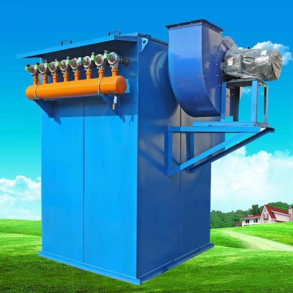 供应布袋除尘器水泥脉冲布袋式除尘器小型锅炉仓顶滤筒除尘器设备