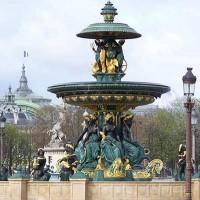 喷泉雕塑_大型喷泉雕塑_文禄订做喷泉景观雕塑
