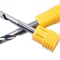 木板家具雕刻刀  进口单刃螺旋铣刀