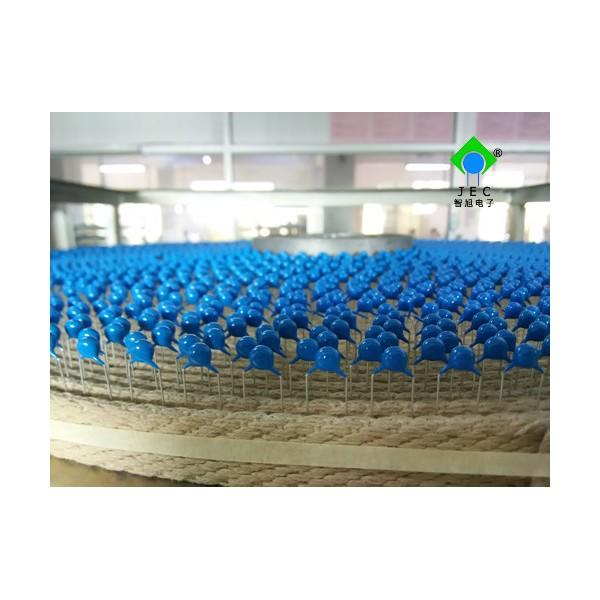 热循环过程中温度对陶瓷电容量影响