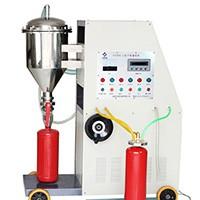 江西灌粉灭火器灌装机操作简便,工作效率高