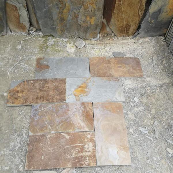 锈板 板岩