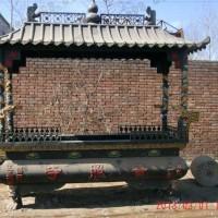 铜香炉_大型铜香炉_河北志彪铜雕厂
