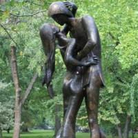 园林雕塑_专注于园林雕塑铸造_河北志彪铜雕