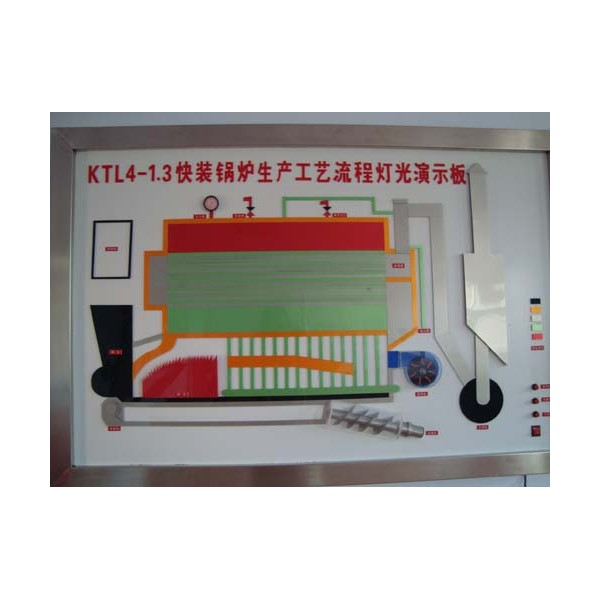 锅炉设备模型湘东科技专业制作