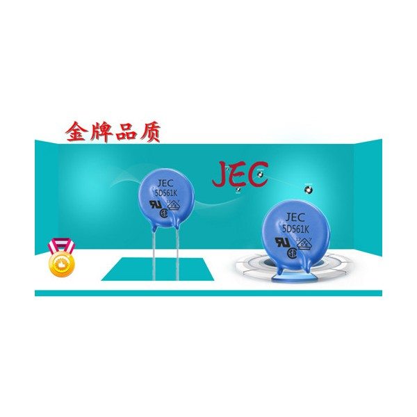 压敏电阻与气体放电器件的串联和并联