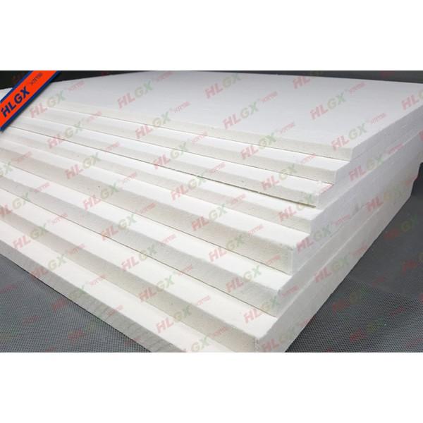 供應硅酸鋁陶瓷纖維板