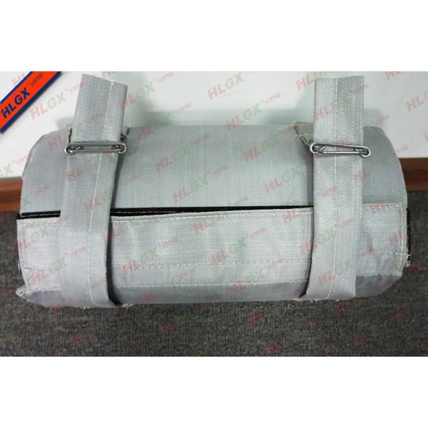 供應硅酸鋁陶瓷纖維可拆卸保溫套