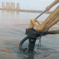 环保工程清理操作方便挖机液压清淤泵