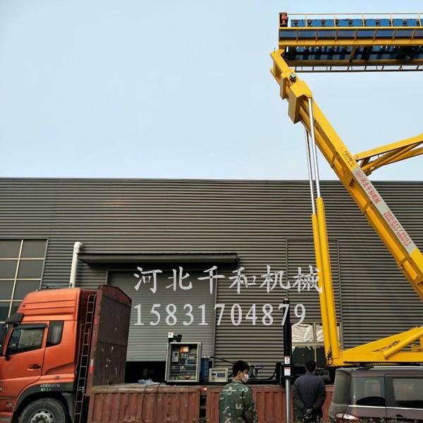 河北泊头高空升降平台@高空压瓦机生产厂家
