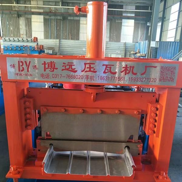 430铝镁锰压瓦机@临沂430铝镁锰压瓦机厂家直销
