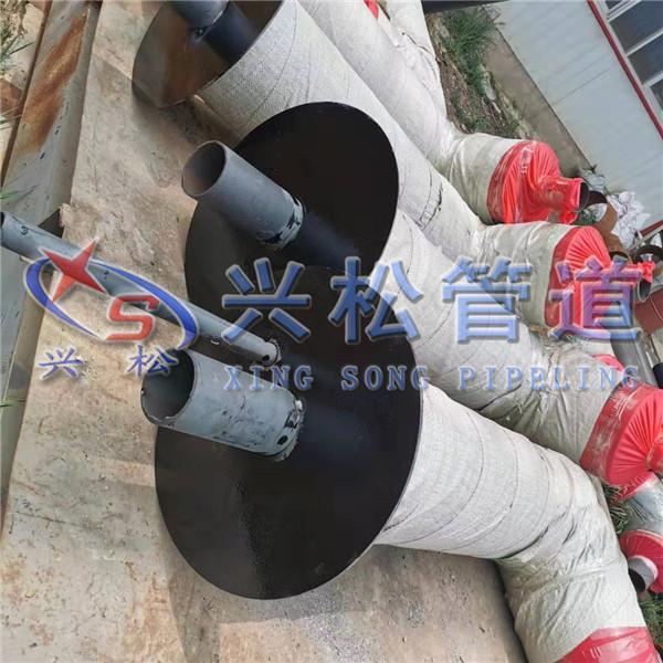 遵义低能耗热网专用隔热导向管托技术支持