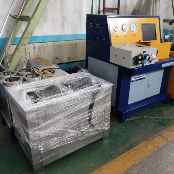 山西省供应空气呼吸气瓶检测线设备 赛思特空呼气瓶检测线