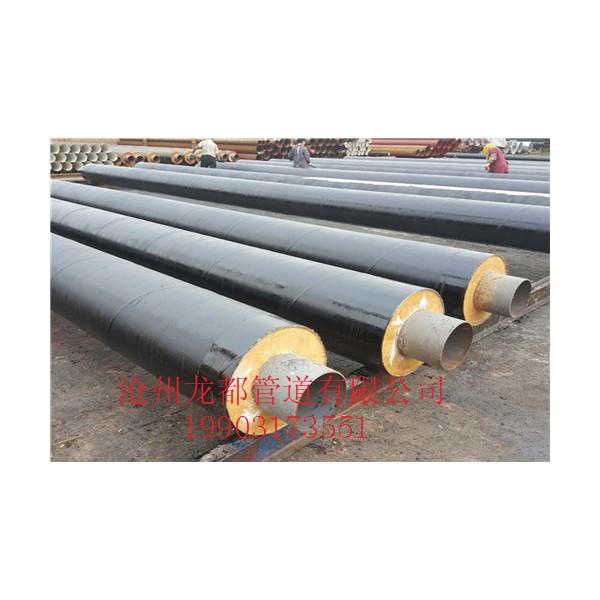 大口径钢套钢保温钢管价格
