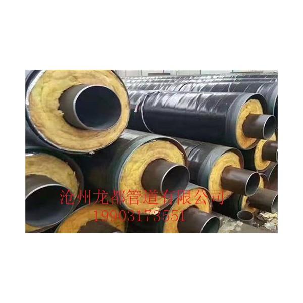 钢套钢保温钢管常见规格