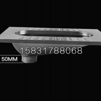 新凯农村厕所改造专款不锈钢蹲便器标准尺寸可定制