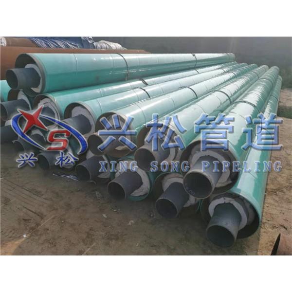 济南预制直埋钢套钢保温隔断装置技术升级