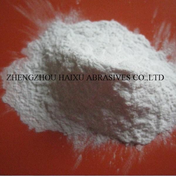 中空平板式陶瓷分離膜生產用粉體白剛玉微粉W40W28W20
