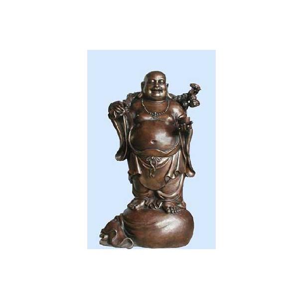 弥勒佛像_河北文禄铜雕厂订做弥勒佛像
