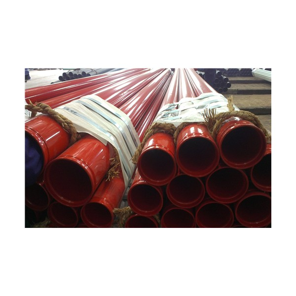 消防涂塑鋼管直銷市場
