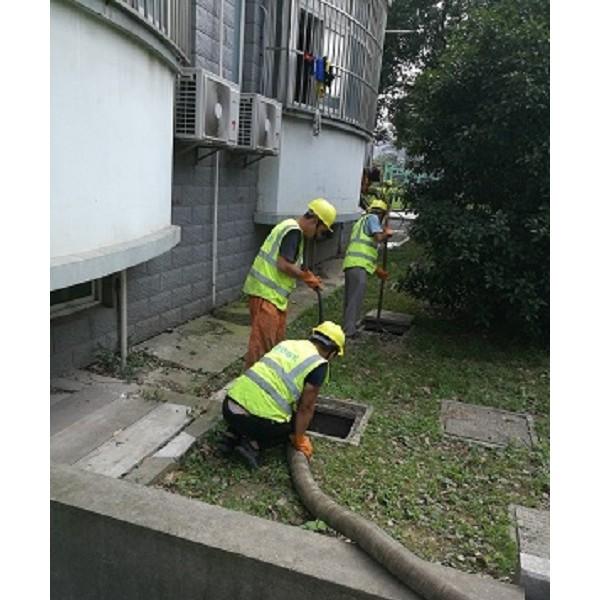 武汉江汉区污水管道疏通