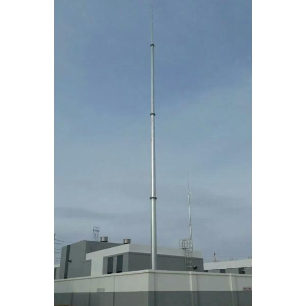 獨立避雷針,熱電廠避雷塔,四角塔,三角針塔強力推薦