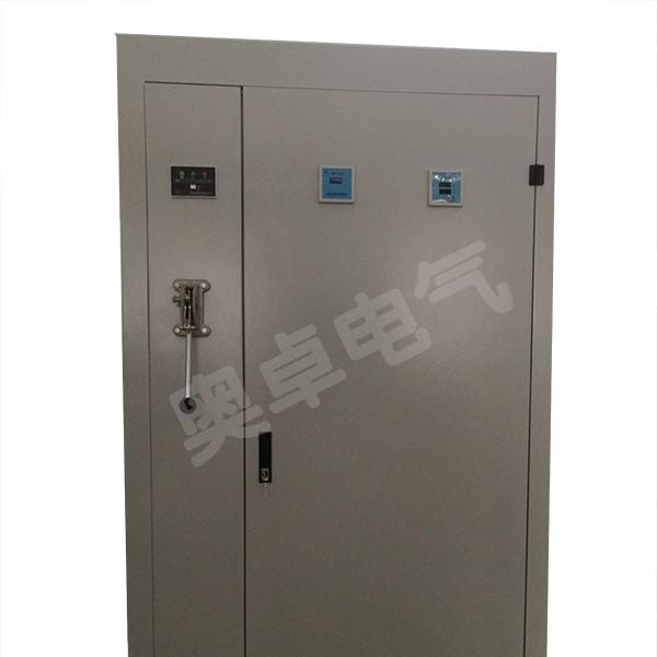 發電機中性點接地電阻柜可以把故障電流限制到適當值