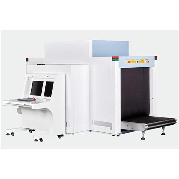 通道式X射线安检机JY100100D(双视角)