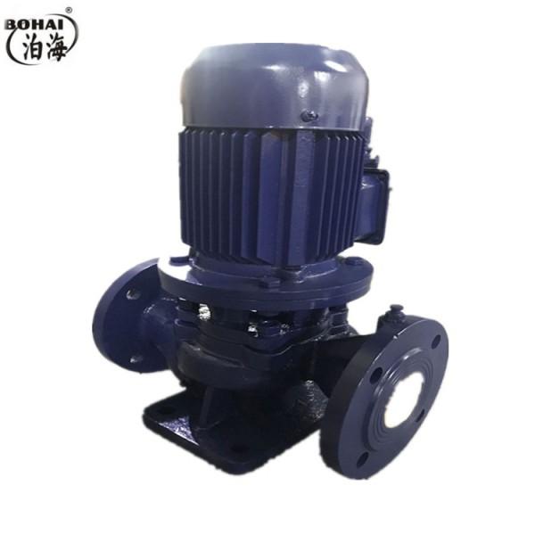 IS立式管带泵金海泵业
