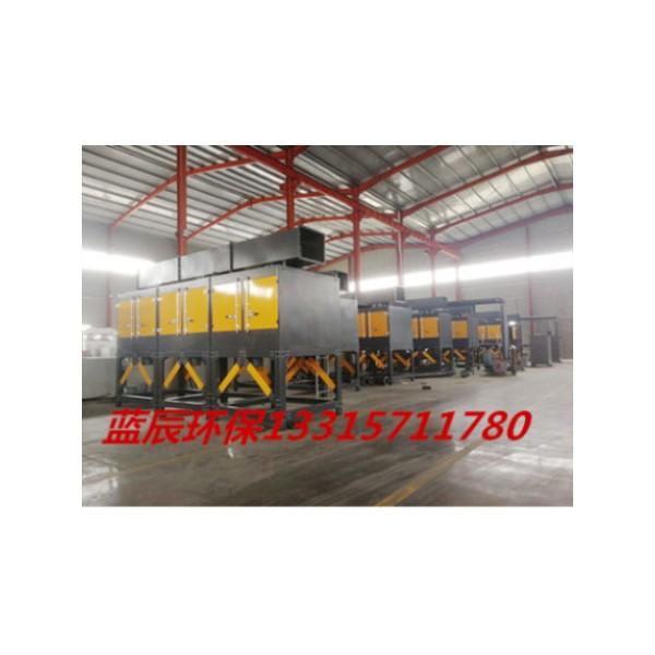 天津活性炭吸附脱附催化燃烧设备厂家性能特点优势